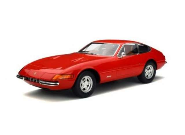 1/12 GT Spirit 119 Ferrari 365 GTB Daytona red