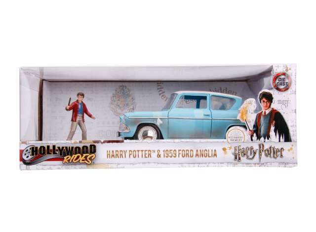 1/24 Jada 31127 1959 Ford Anglia incl. Harry Potter