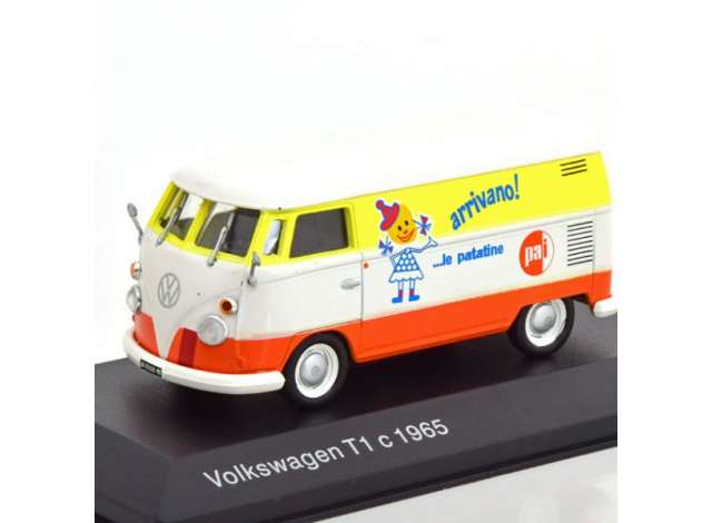 1/43 Magazine Models 1965 VW T1c Bus PAI