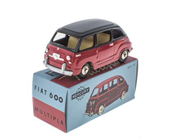 1/43 Magazine Models Fiat 600 Multipla