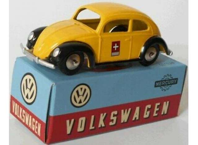 1/43 Magazine Models VW Beetle PTT Swiss Post