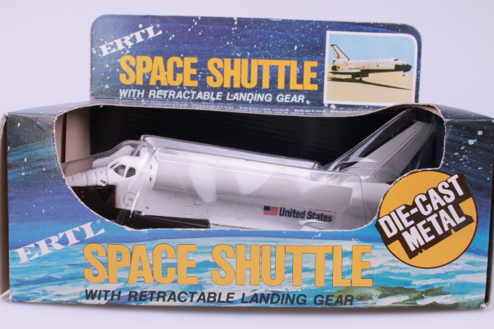 *ERTL 1514 Space Shuttle 17 cm