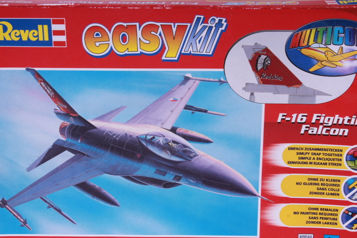 *1/100 Revell 06616 F-16 Fighting Falcon