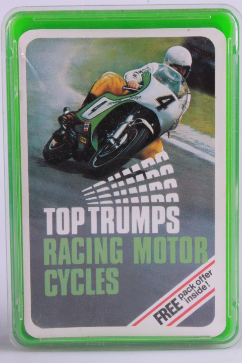 *Top Trumps 4-Card Game - Racing Motorcycles