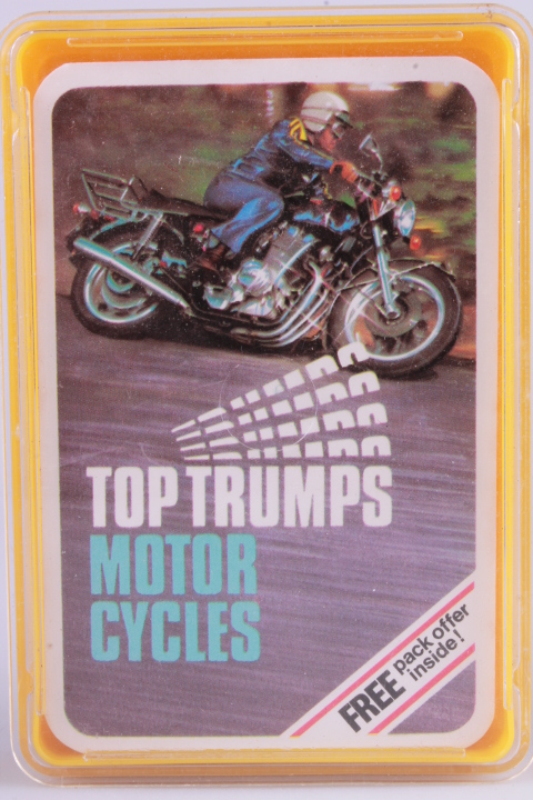*Top Trumps 4-Card Game - Motorcycles