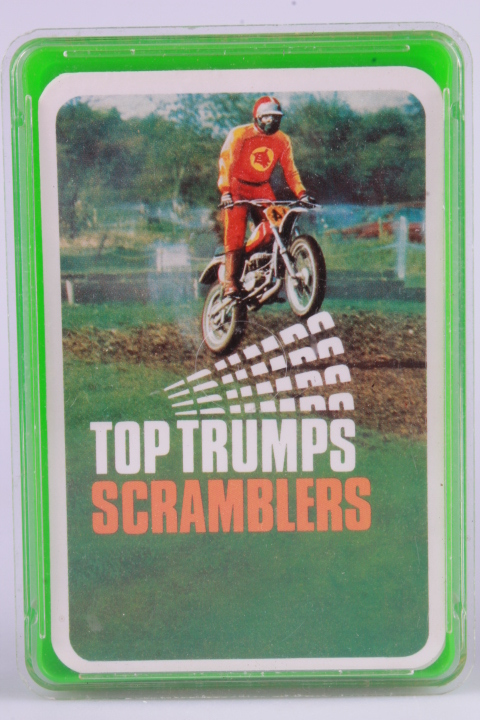 *Top Trumps 4-Card Game - Scramblers