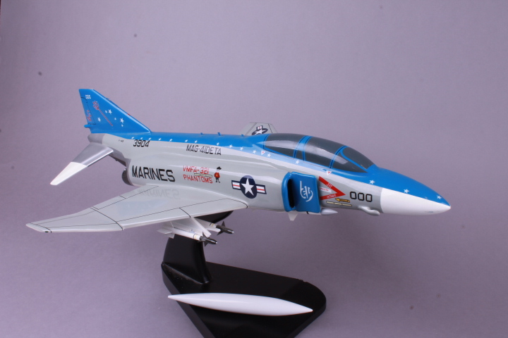 "*Bravo Delta Models Phantom F-4S ""US Marines"" 43x30 cm"