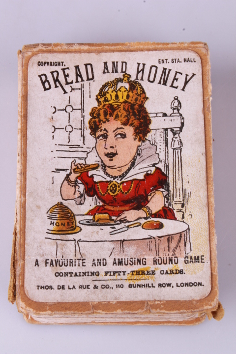 *Bread & Honey, old cardgame