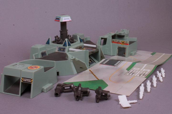 *Micro Machines, Fire Storm Missile Base
