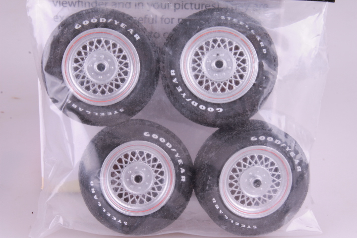 *1/18 Greenlight 12883 Goodyear 4 pack