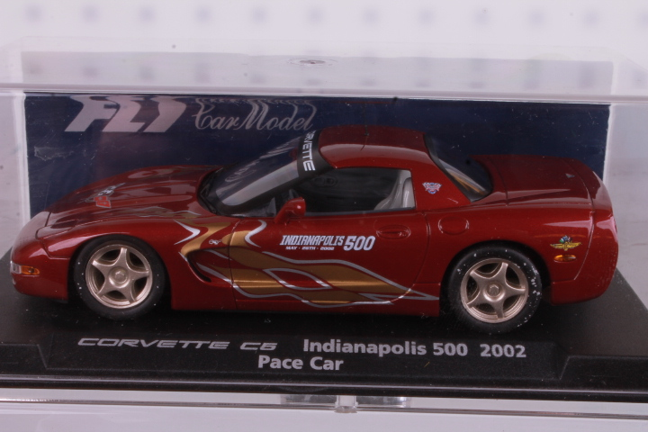 *1/32 FLY 88068 Chevrolet Corvette C5 Indianapolis 500 Pace Car
